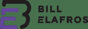 Bill Elafros Logo